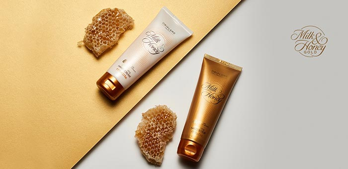 Серии Milk & Honey Gold